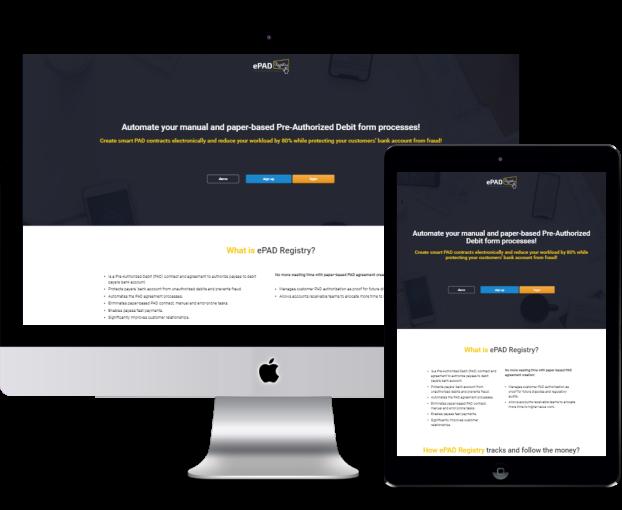 epad website