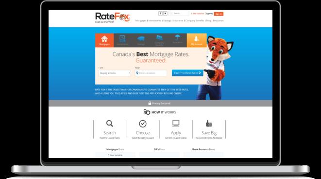 Rate Fox website
